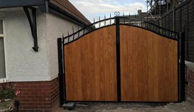 electric sliding gates for driveways