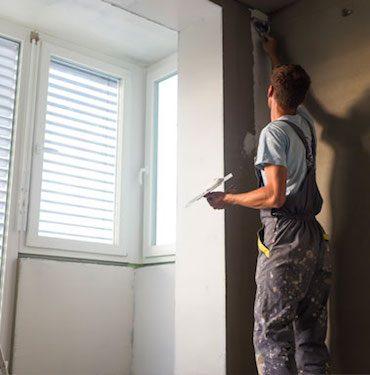 interior plastering services